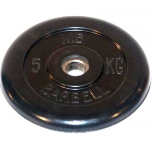 Диск MB Barbell MB-PltB26-5