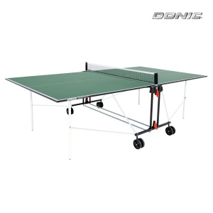 Теннисный стол Donic Indoor Roller Sun Green