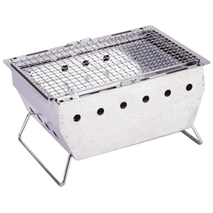 Гриль Fire-Maple Adjust Charcoal Grill 960 (нерж. сталь)