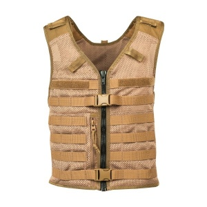 Разгрузочный жилет coyote brown TASMANIAN TIGER TT VEST BASE MK II PLUS