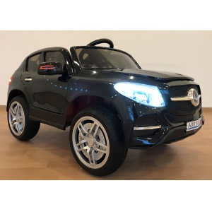 Электромобиль Joy Automatic BJ858 Mercedes GLE черный металлик