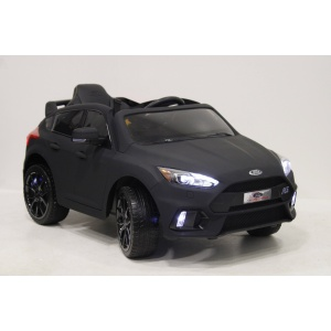 Электромобиль Rivertoys Ford focus (DK-F777) черый матовый