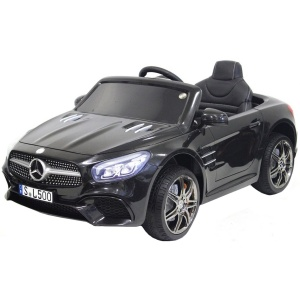 Электромобиль Rivertoys Mercedes-Benz SL500 черный