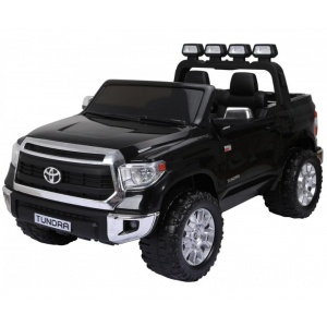 Электромобиль Rivertoys Toyota Tundra (JJ2255) черный