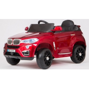 Электромобиль Barty BMW X5 VIP (KL-5188A) вишнёвый