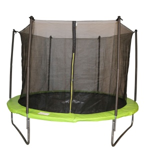 Спортивный батут DFC JUMP 10ft apple green