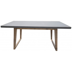 Стол для дачи Azzura WOODY-U -TABLE 930003-180
