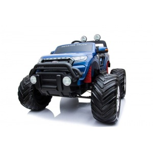Электромобиль Rivertoys Ford Monster Truck синий