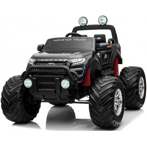 Электромобиль Rivertoys Ford Monster Truck черный
