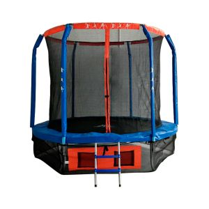 Спортивный батут DFC JUMP BASKET 8FT-JBSK-B