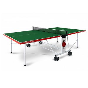 Теннисный стол Start Line Compact Expert Outdoor green 6044-31