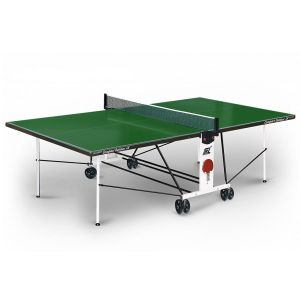 Теннисный стол Start Line Compact Outdoor LX green 6044-11