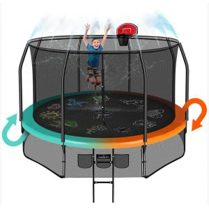 Спортивный батут Clear Fit FamilyHop 10ft