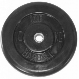 Диск MB Barbell MB-PltB51-10