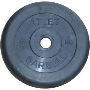 Диск MB Barbell Atlet 5 кг 31 мм